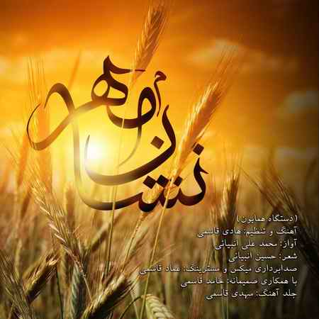 دانلود آهنگ محمد علی انبیائی نشان مهر موزیک بازان